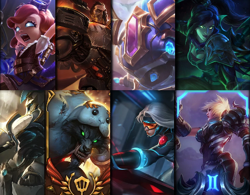 The Rarest League Of Legends Skins And How To Get Them Gearbroz