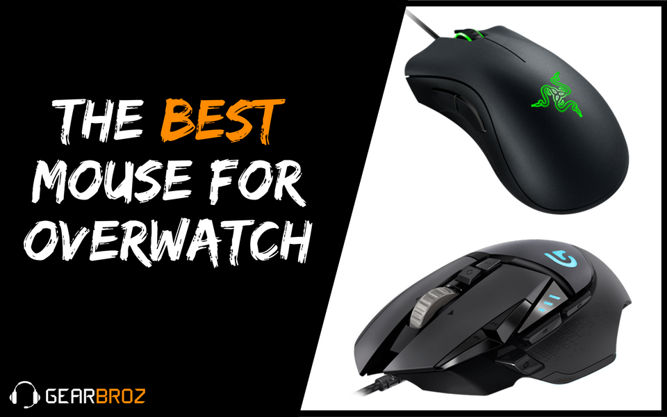 The Best Mouse For Overwatch
