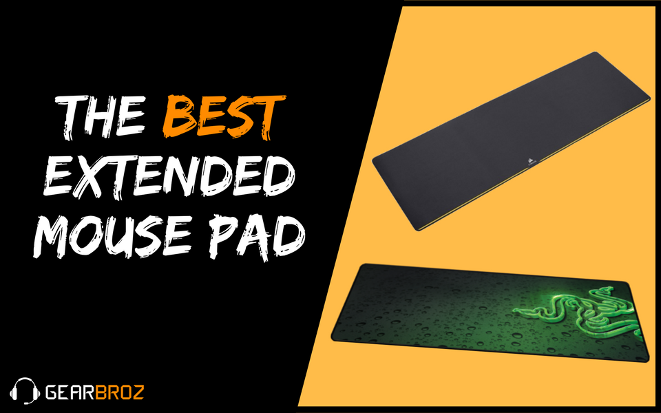 The Best Extended Mouse Pad