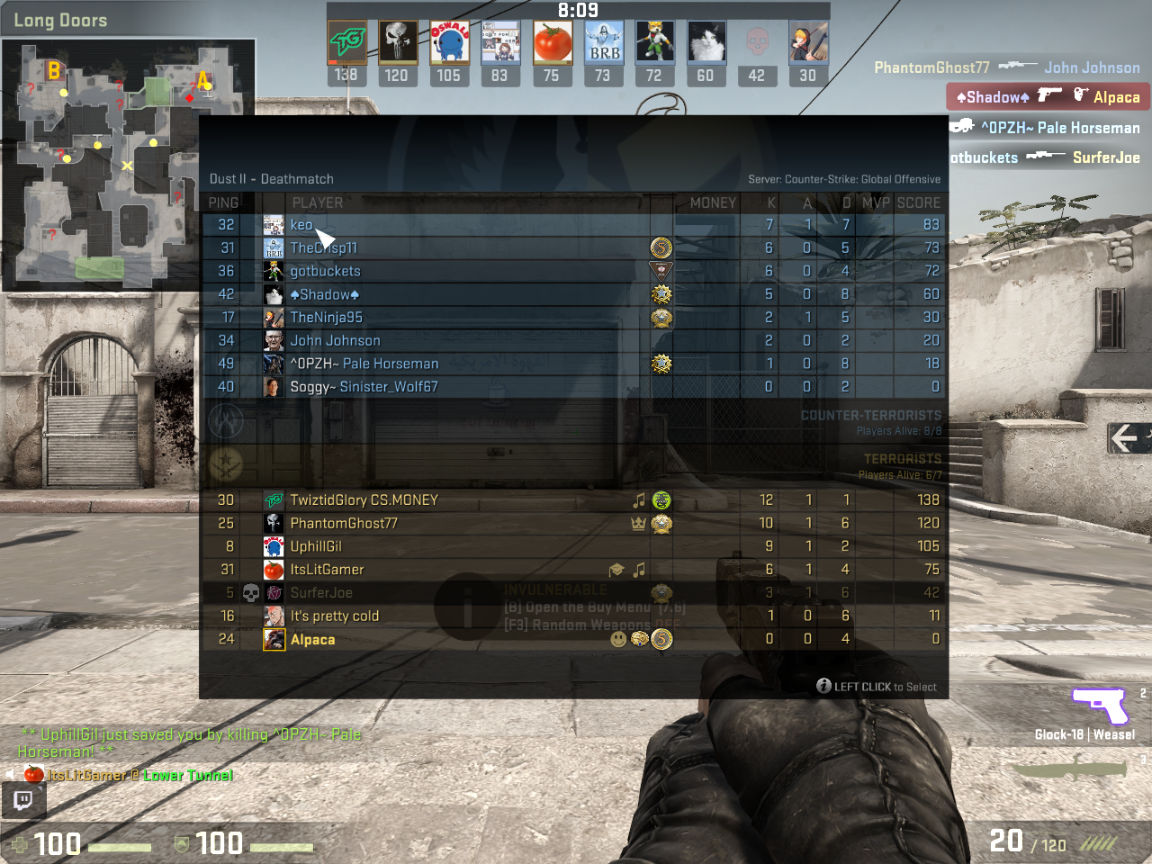 How To Mute In CSGO   Gearbroz