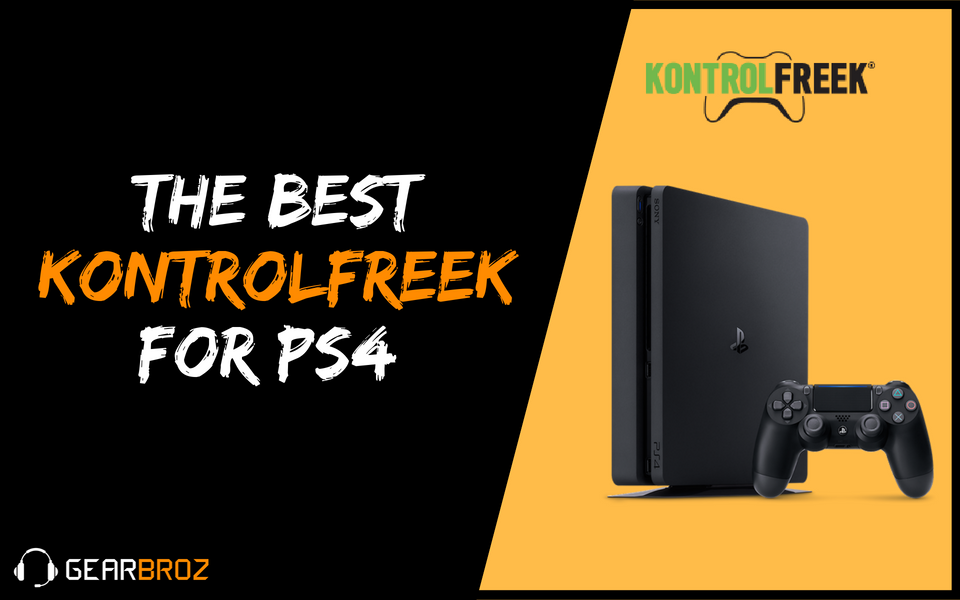 Best Kontrol Freek For PS4