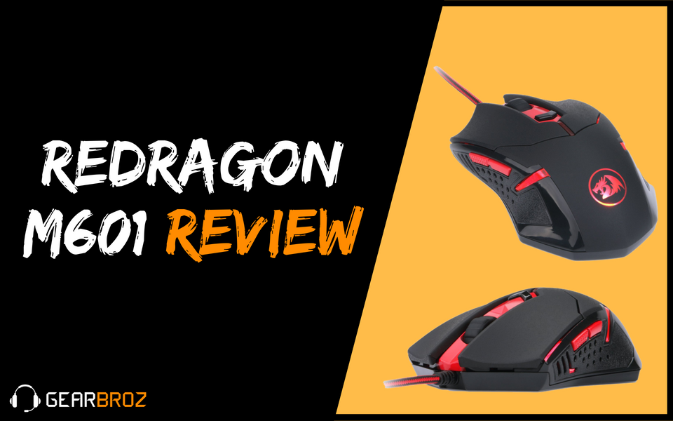 Redragon M601 Review