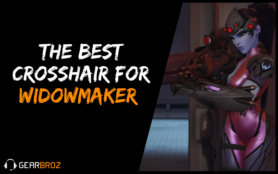 The Best Crosshair For Widowmaker