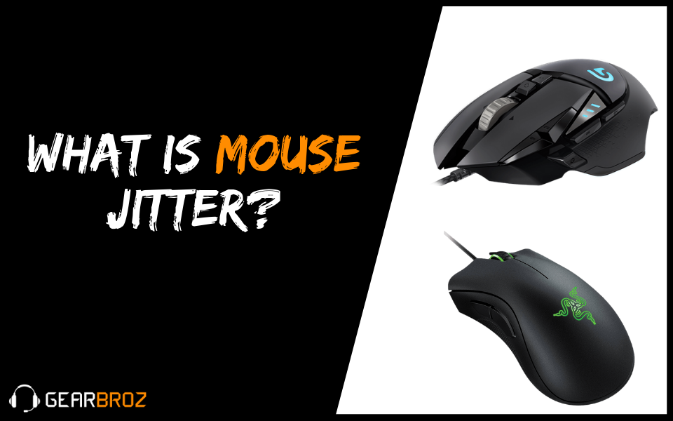 Gaming Mouse Jitter